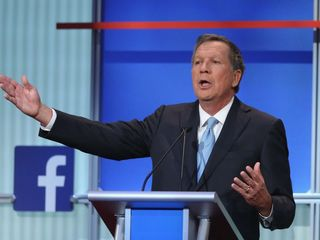 John Kasich wants a post-Super Bowl day off