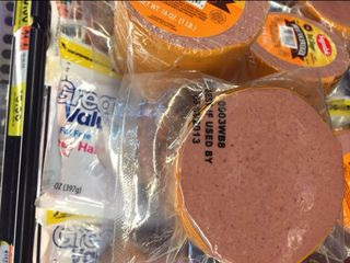 Meat marked as best by 2013 found at Wal-Mart