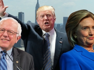 The 'who's-the-most-New-York' primary