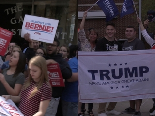 Sanders and Trump fans agree about primary