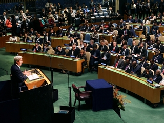 175 countries sign climate change agreement