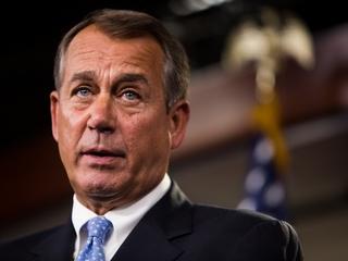 Boehner: Trump term a 'disaster' so far
