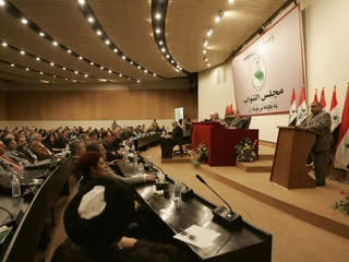 Protesters in Iraq take over Parliament