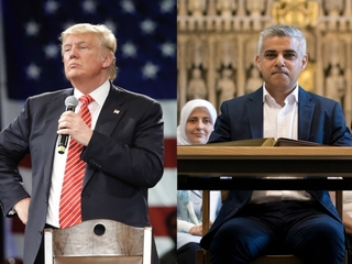 Trump would omit London's mayor from Muslim ban