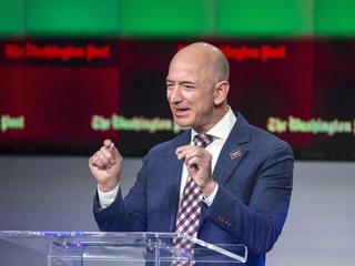 Trump slams Amazon's Bezos