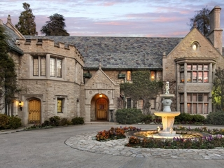 Playboy Mansion to go for over $100 million