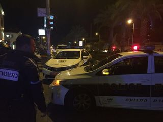 Four killed in Tel Aviv shooting