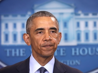 President Obama calls for stricter gun laws