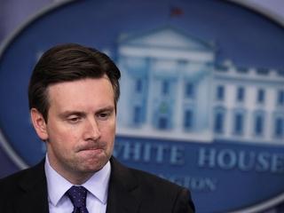 Press secretary calls Senate Republicans cowards