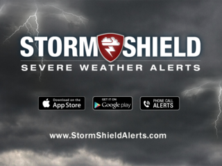 Prepare for severe weather with Storm Shield