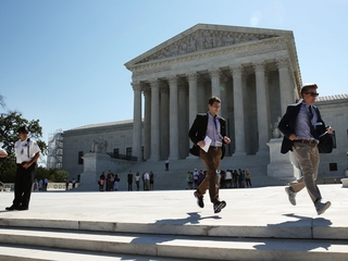 Supreme Court upholds affirmative action