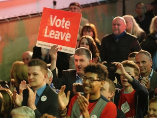 Breaking Brexit: UK votes to leave the EU