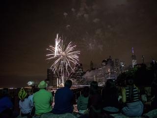 Fireworks can trigger PTSD in some veterans