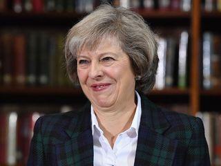 Theresa May might be the UK's next PM