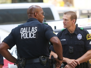 Dallas Police Department sees spike in interest