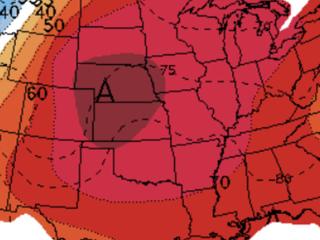 Extreme heat to target US next week