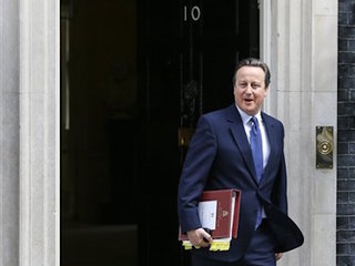 UK Prime Minister Cameron officially resigns