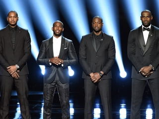 NBA stars call for an end to gun violence