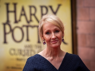 Is J.K. Rowling really done with Harry Potter?