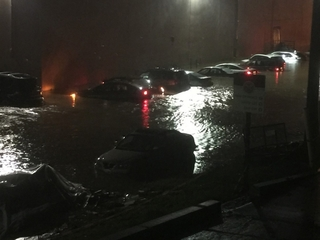 At least 2 people dead from flooding in Maryland