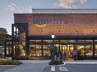 Amazon is expanding its physical bookstores