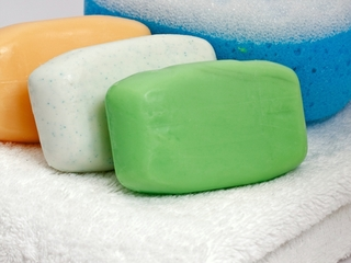 Bar soap sales and use have decreased