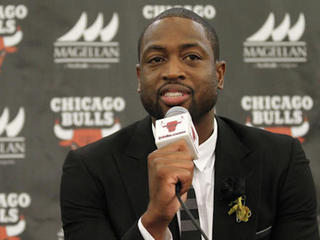 Dwyane Wade: Chicago needs tougher gun laws