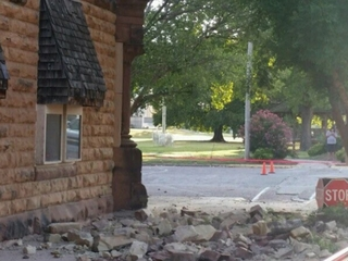 Earthquake hits Oklahoma and other states
