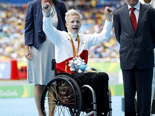 Paralympian won't end her life yet