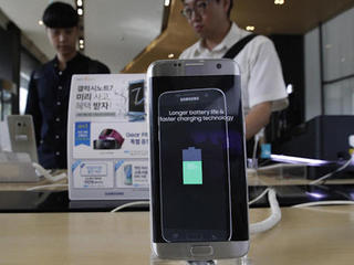 Samsung plans quick fix for Galaxy Note 7