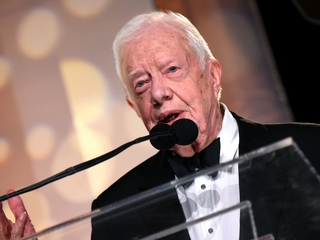 Jimmy Carter speaks up about racism