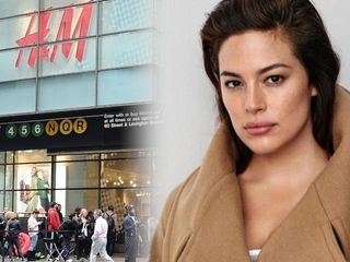 H&M removes plus-size clothing from NYC stores