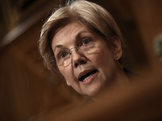 Warren wants Wells Fargo CEO to suffer