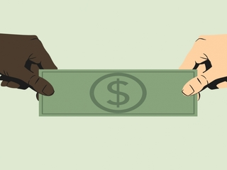 Wage gap between white and black Americans grows