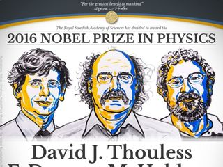 Nobel Prize awarded for exotic matter discovery