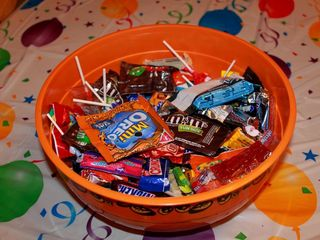 CT man implied he would hand out poisoned candy