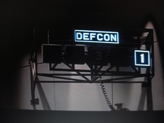 You're using DEFCON levels incorrectly