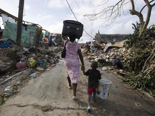 Haiti reeling after Hurricane Matthew