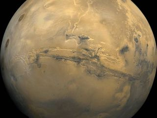 Obama wants to put people on Mars by 2030s