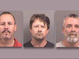 3 charged with domestic terrorism for bomb plot