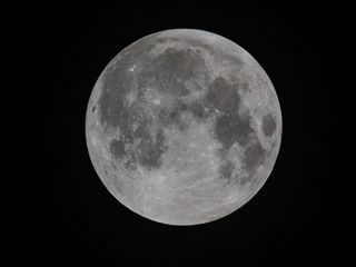 A lunar occultation is happening Tuesday night