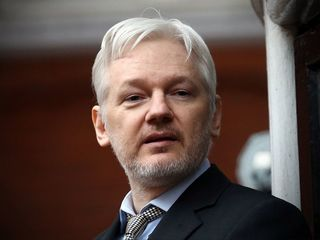 CIA director says WikiLeaks is 'hostile'