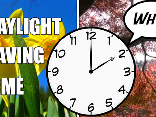 Daylight Saving: Why we change our clocks