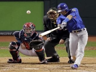 Cubs break curse, beat Indians in World Series