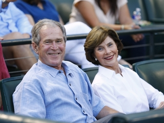 We don't know who George W. Bush voted for