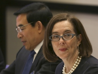 Oregon elects first openly bisexual governor