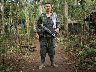 There's a new Colombia-FARC peace agreement