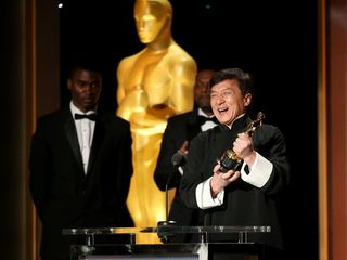 Jackie Chan given honorary Oscar