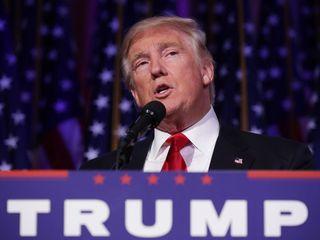 Trump addresses people harassing minorities