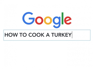 Google releases list of Thanksgiving searches